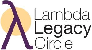 Lambda Legacy Circle logo