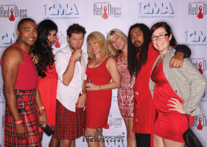 2014 Red Dress Party