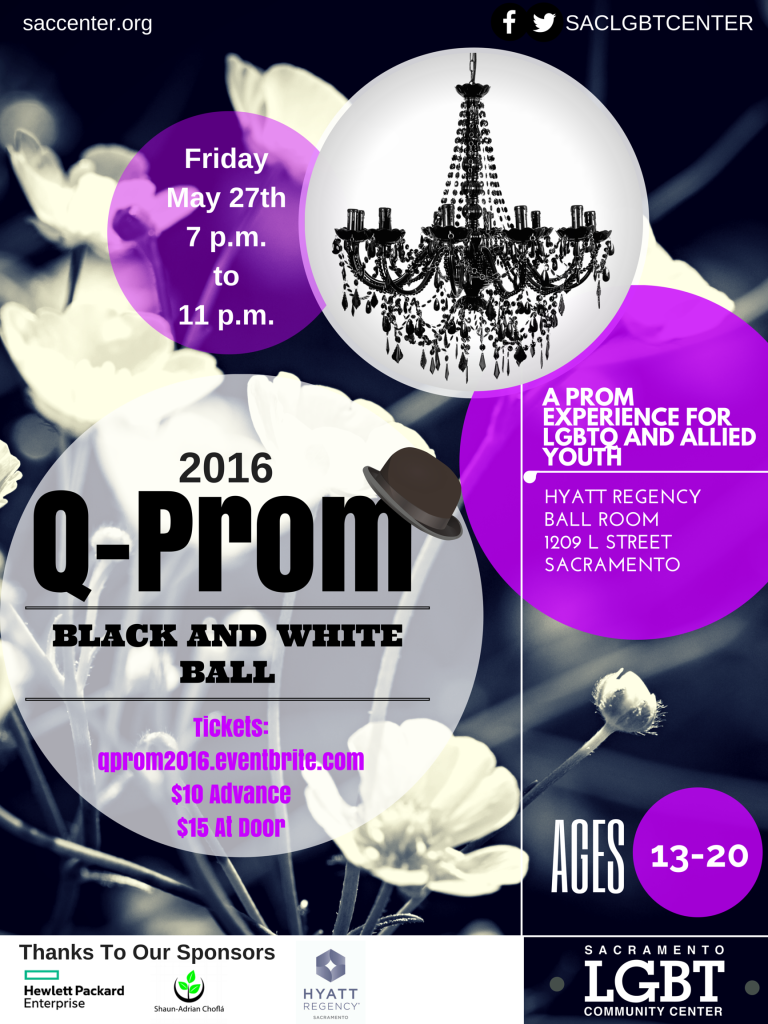 2016 Q-Prom: Black and White Ball