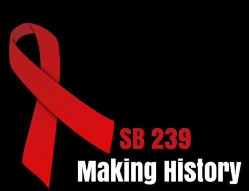 Modernizing HIV Laws