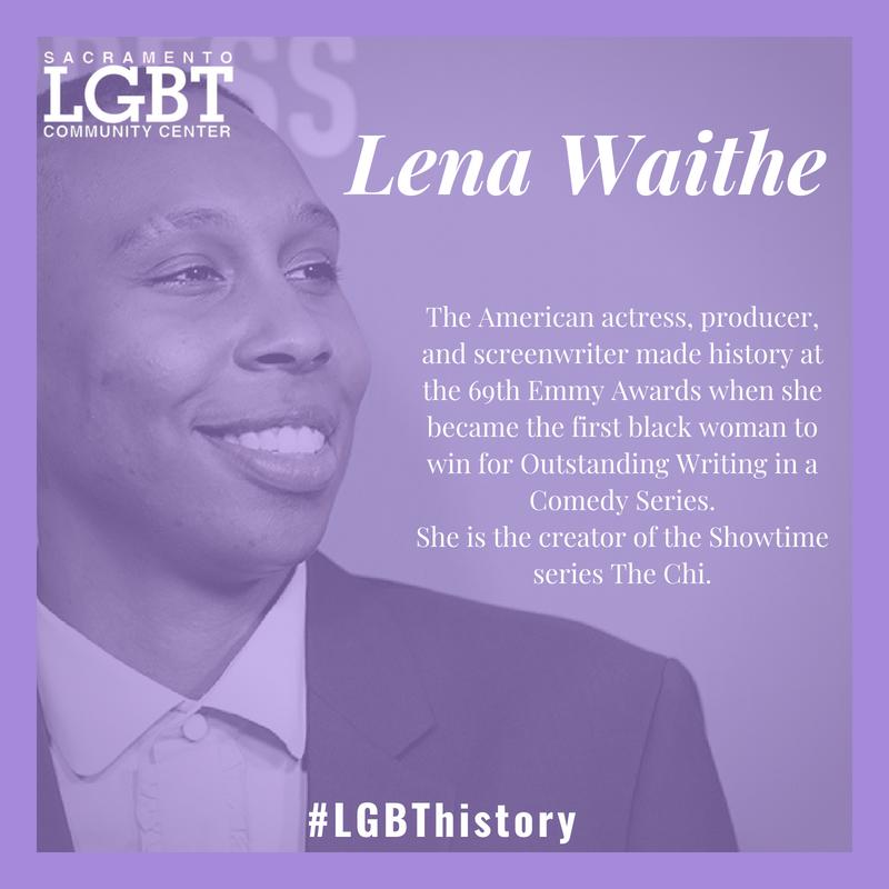 Lena Waithe