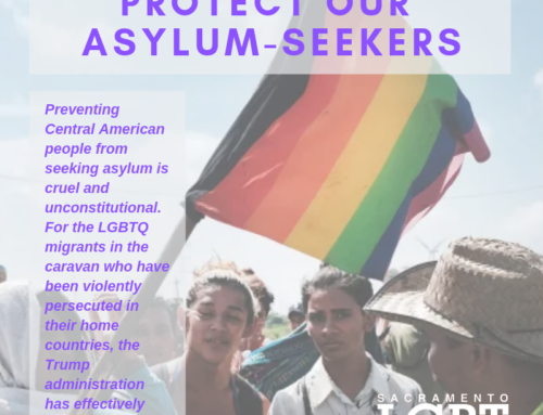 We Ask for Fair Treatment for LGBTQ+ Asylum Seekers