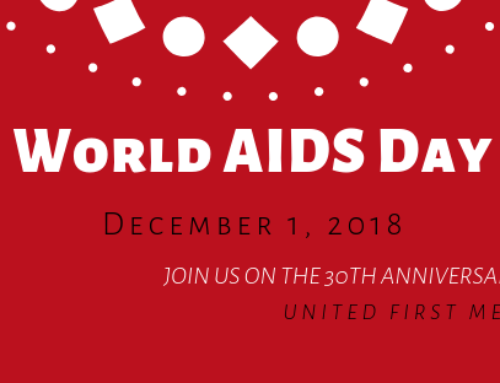 This is the 30th Anniversary of World AIDS Day