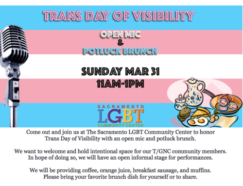 Trans Day of Visibility 2019