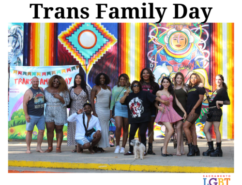 Sacramento Holds the First Ever Trans Family Day