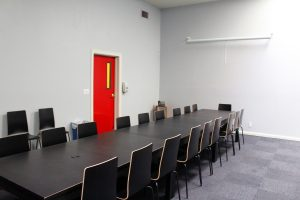 Conference room at the Sac LGBT Center