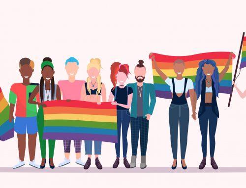 Stop homophobia, transphobia, and biphobia.