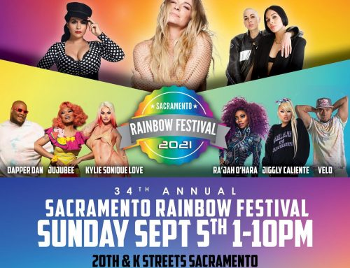 Center will Provide Vaccination and Rapid Testing at Sacramento Rainbow Festival